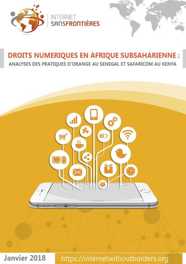 Rapport sur les pratiques d'Orange au Sénégal et de Vodafone au Kenya